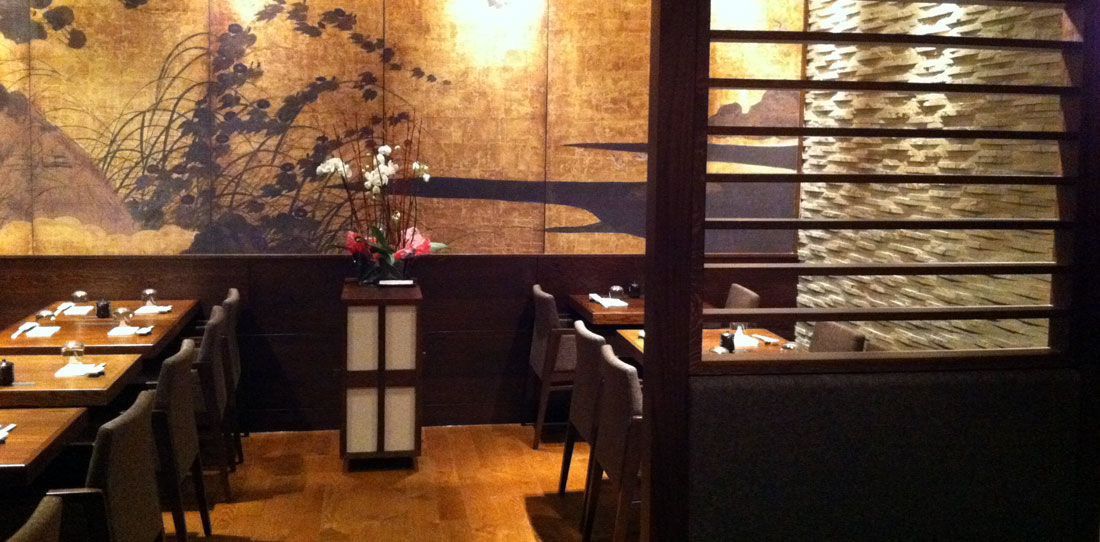 restaurant design by bedrock